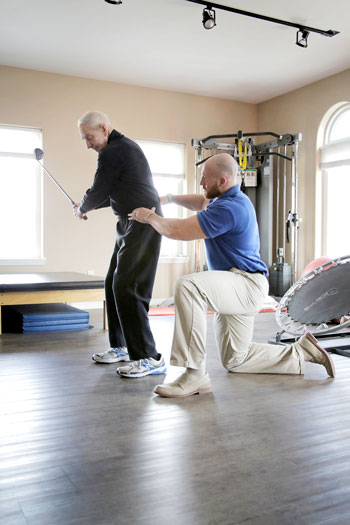 What's Happening In Your Golf Swing?