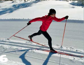 Nordic Skiing-Low Back Pain