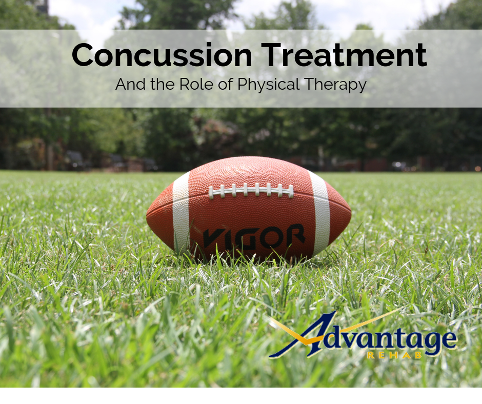 Concussion Management with Physical Therapy